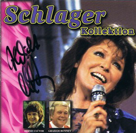 1996.1 Schlager Kollektion CD Sampler1
