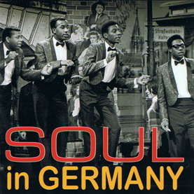 2007.1 Soul in Germany CD Sampler1
